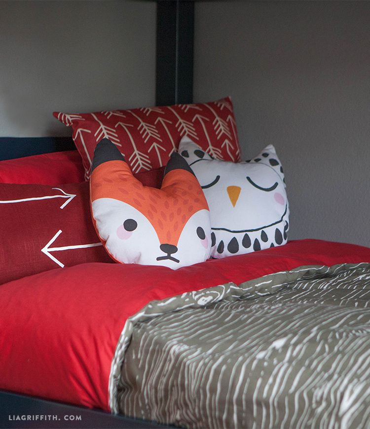 How To Make Cute Owl Pillows