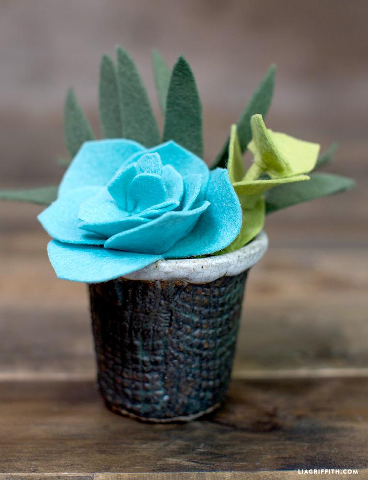 Tissue Paper Flower Crown